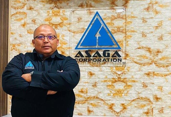 ENCIK AHMAD SHAHRUL AIMEE HAJI ALIAS MANAGING DIRECTOR